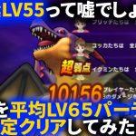 【ドラクエウォーク】平均LV65パーティによるメガモン竜王安定ソロ攻略。推奨LV55なんて詐欺だ?【メガモンスター】【ドラクエ1】